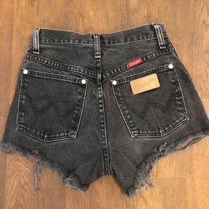 SOLD. Wrangler shorts